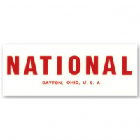 NATIONAL DECAL