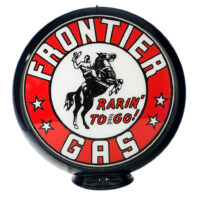 FRONTIER GAS GLOBE