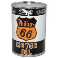 PHILLIPS 66 MOTOR OIL CAN
