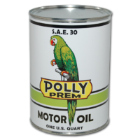 POLLY MOTOR OIL CAN