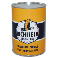 RICHFIELD YELLOW OIL CAN