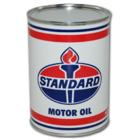 STANDARD OIL CAN
