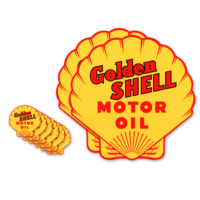 DECAL PACK FOR OIL BOTTLE STAND