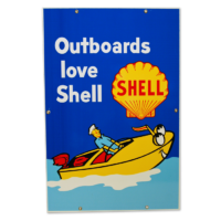 SHELL OUTBOARD