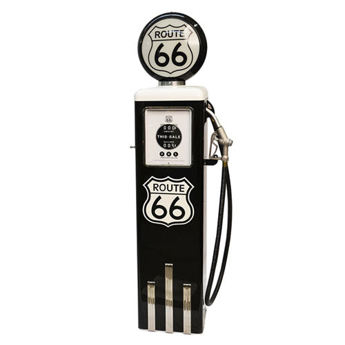 8 Ball Electric Pump Without Base - (Black & White)