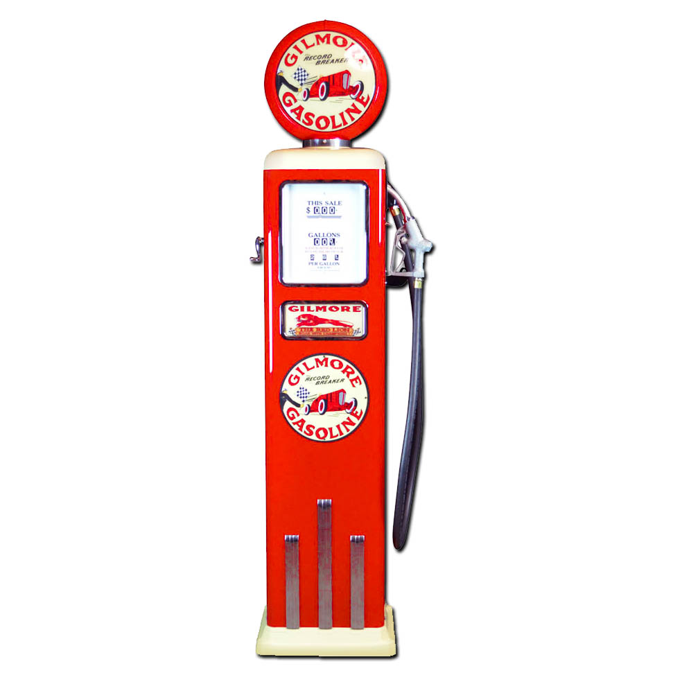 8 Ball Deluxe Electric Pump w/ Base - (RED)