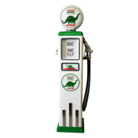 8 Ball Deluxe Electric Pump w/ Base (WHITE & GREEN)