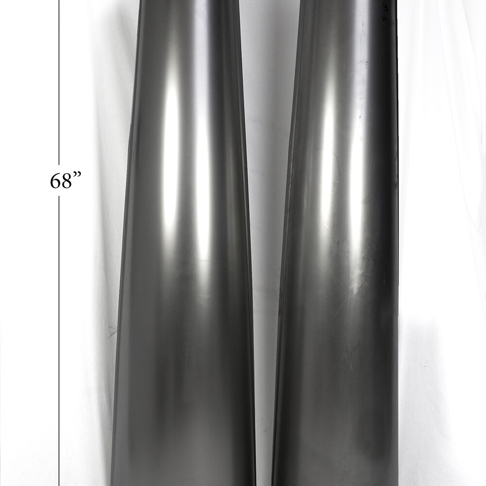 G & B T-176 REPLACEMENT SKINS