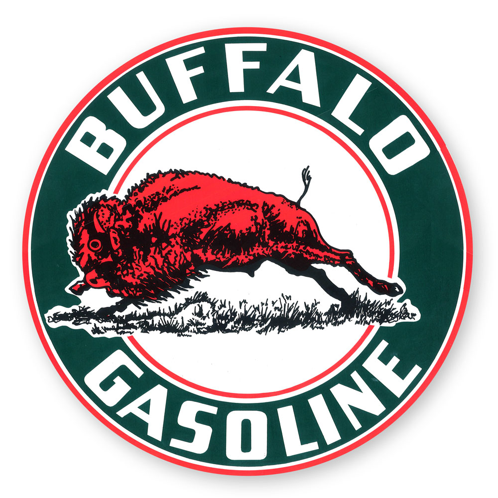 BUFFALO DECAL
