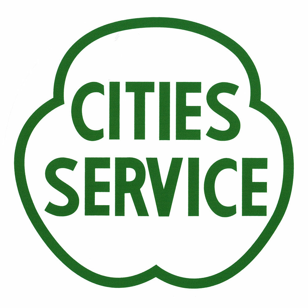CITIES SERVICE DECAL