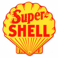 SUPER SHELL DECAL