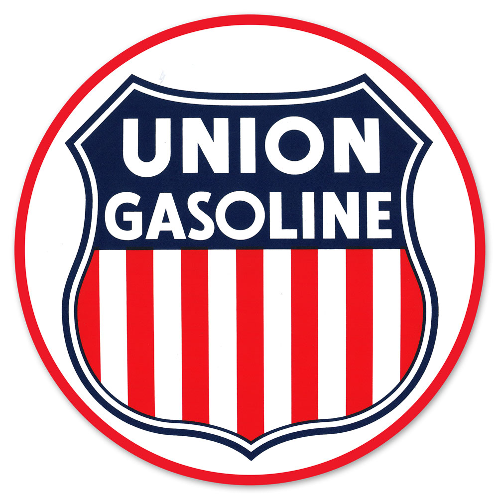 UNION GASOLINE DECAL