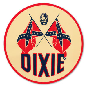 DIXIE DECAL