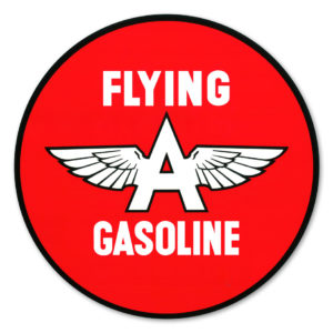 FLYING A DECAL