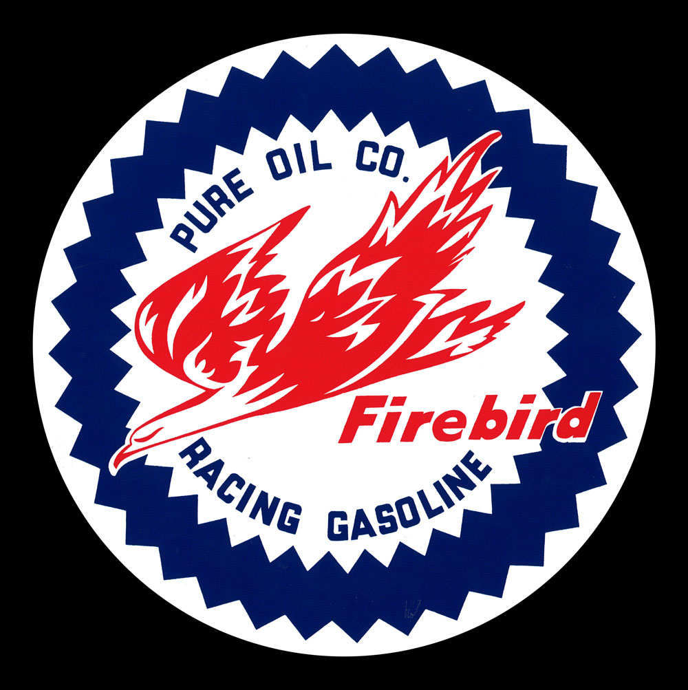 PURE FIREBIRD DECAL