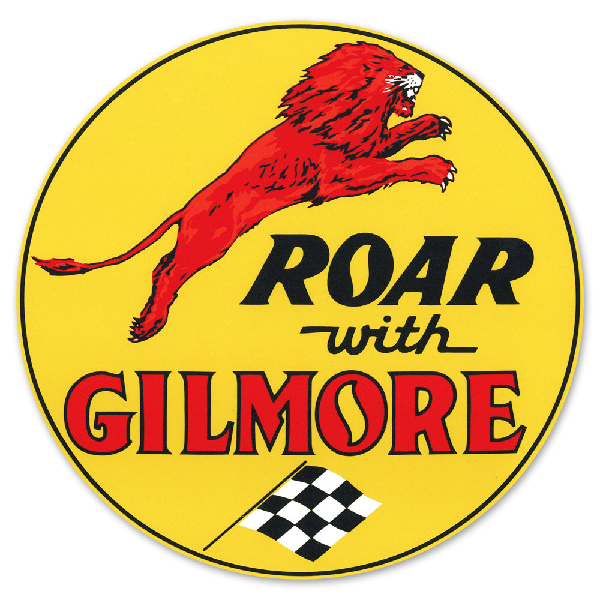 GILMORE ROAR DECAL