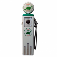 8 Ball Electric Pump Without Base - (White & Green)