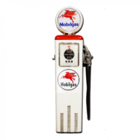 8 Ball Electric Pump Without Base - (White & Red)