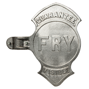 FRY VISIBLE SIGN