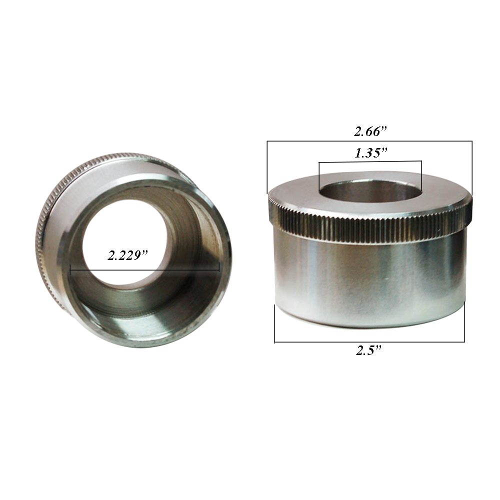 FRY REGULATOR NUT