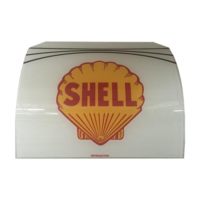 SHELL AD GLASS