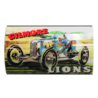 GILMORE LIONS LIGHTED SIGN