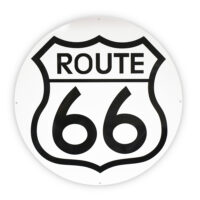 """ROUTE 66 SHIELD 30"""" SIGN"""