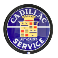 CADILLAC SERVICE LIT CAN