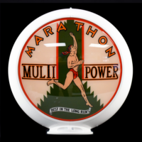 MARATHON MULTIPOWER GLOBE