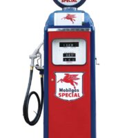 NATIONAL 360 COMPUTER FACE PUMP - RED & BLUE